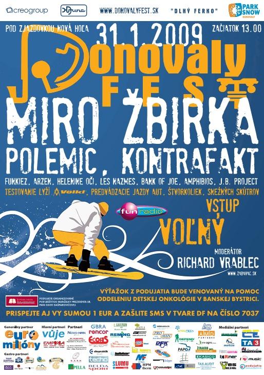 donovaly fest 09