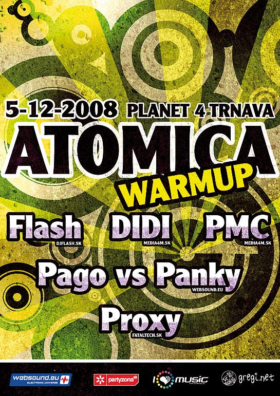 atomica warmup