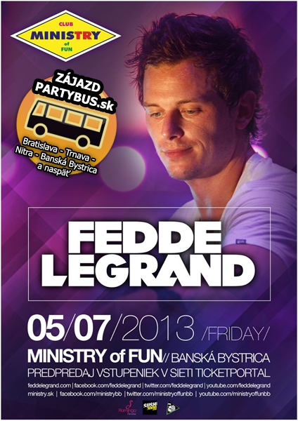 fedde le grand ministry