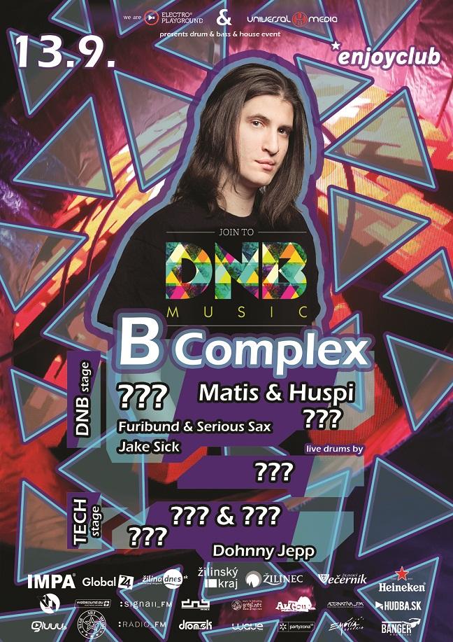 B-Complex DNB Music