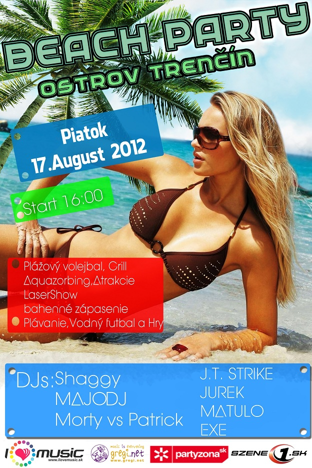 Beach Party TN