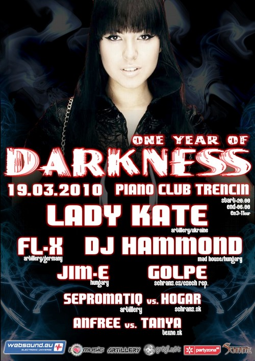darkness flyer