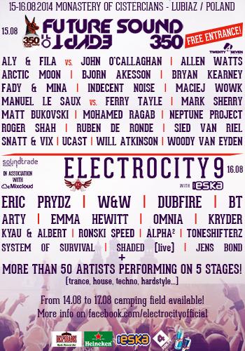Electrocity 2014