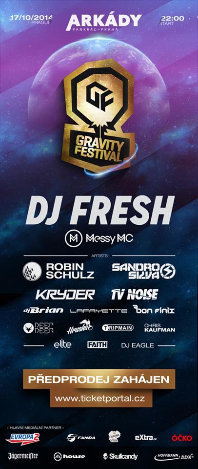 Gravity Festival 2014