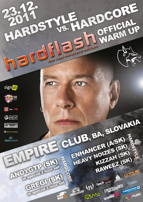 HardFlash Warm Up