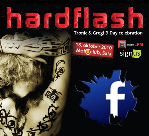 HardFlash Facebook