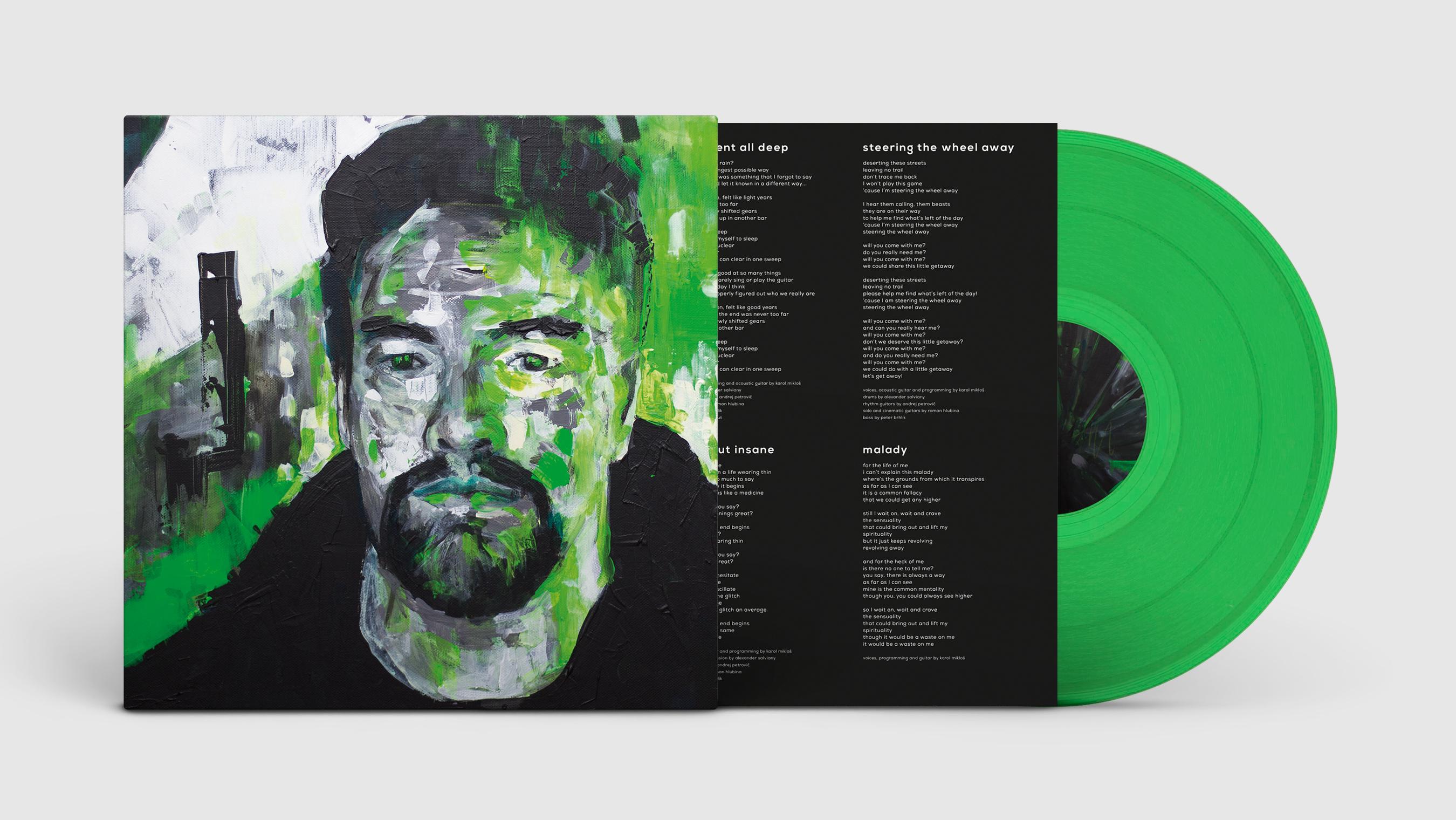 Poisoned EP Vinyl