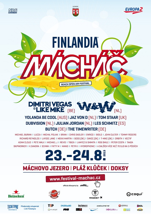 Machac Finlandia 2013