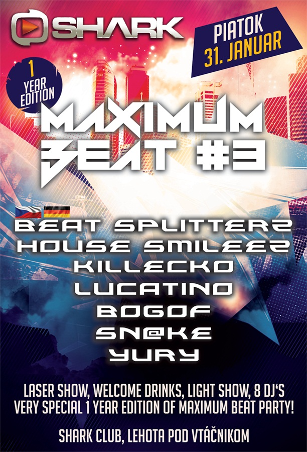 Maximum Beat 3