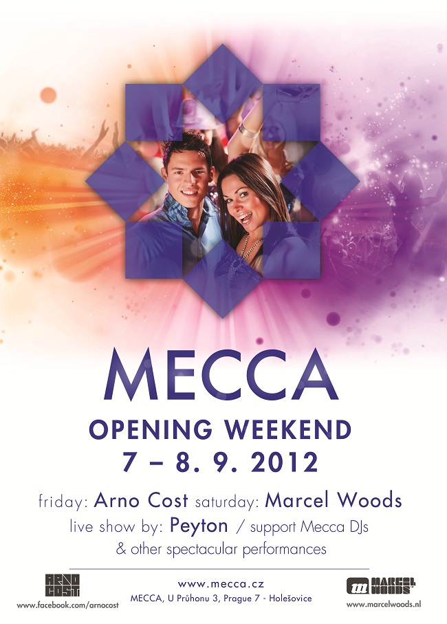 Mecca Opening