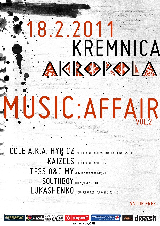 Music Affair vol.2
