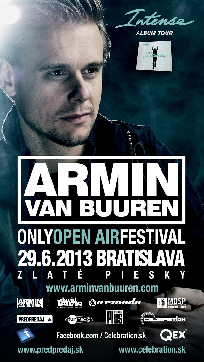 Only Open Air Armin Van Buuren