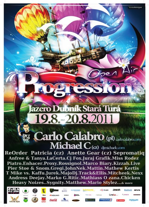 OpenAir Progression