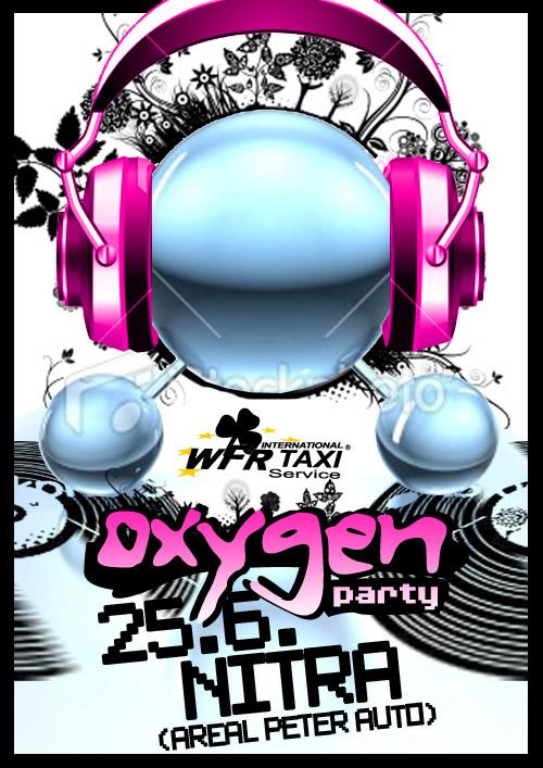 oxygen party
