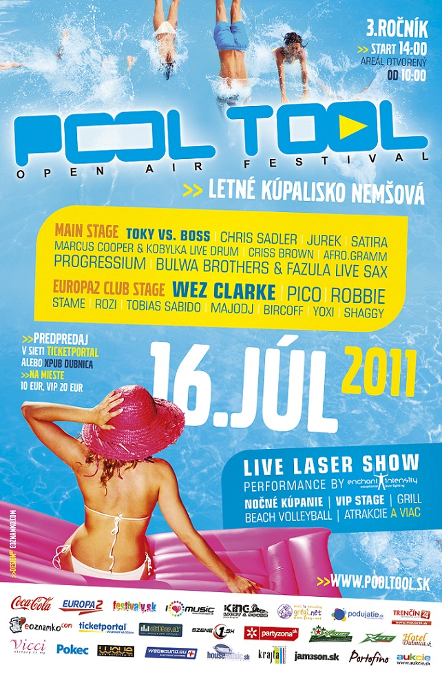 PoolTool 2011