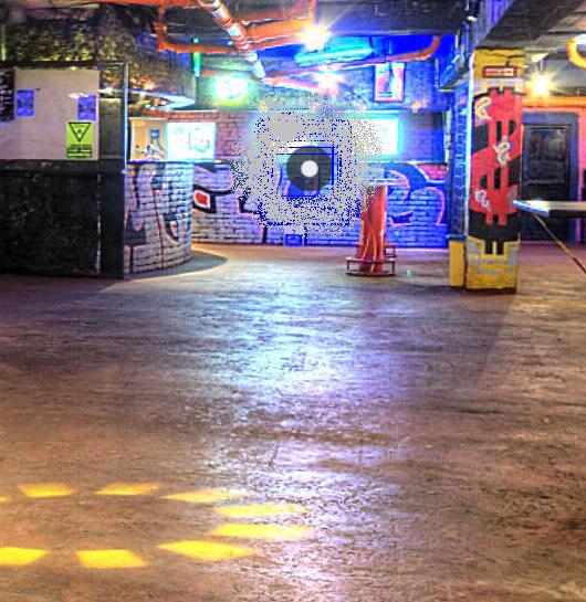 metro club 3d panorama