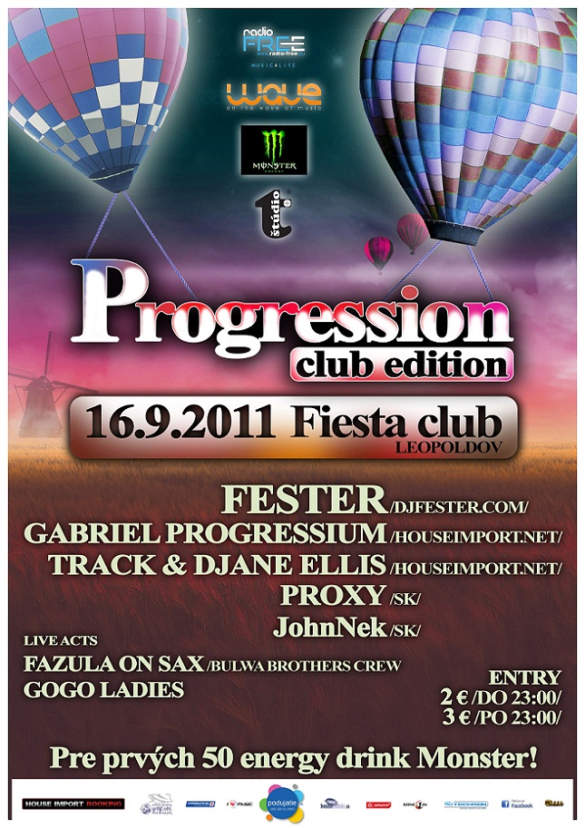 Progression Club edition