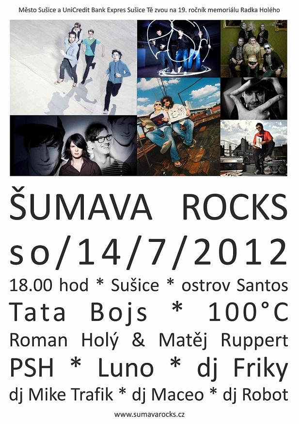 Sumava Rocks