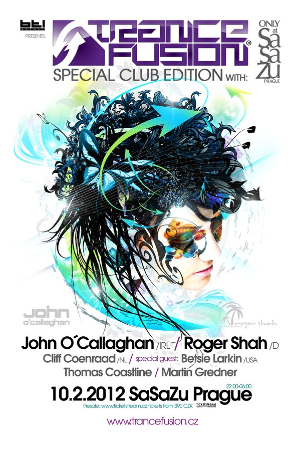 TranceFusion 2012 Special Club Edition