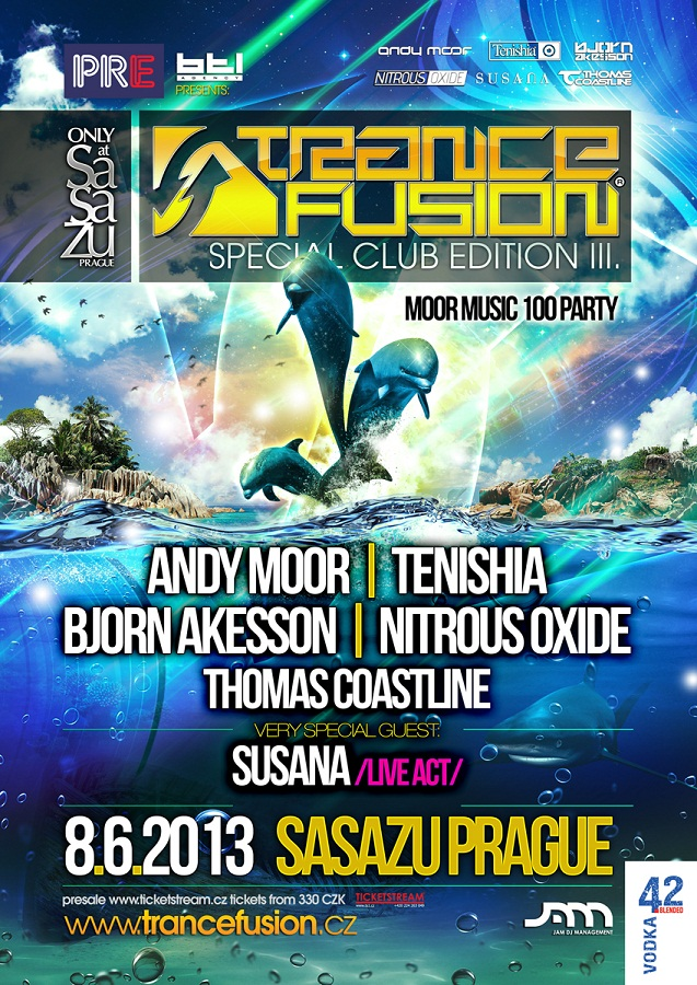 TranceFusion Club Edition