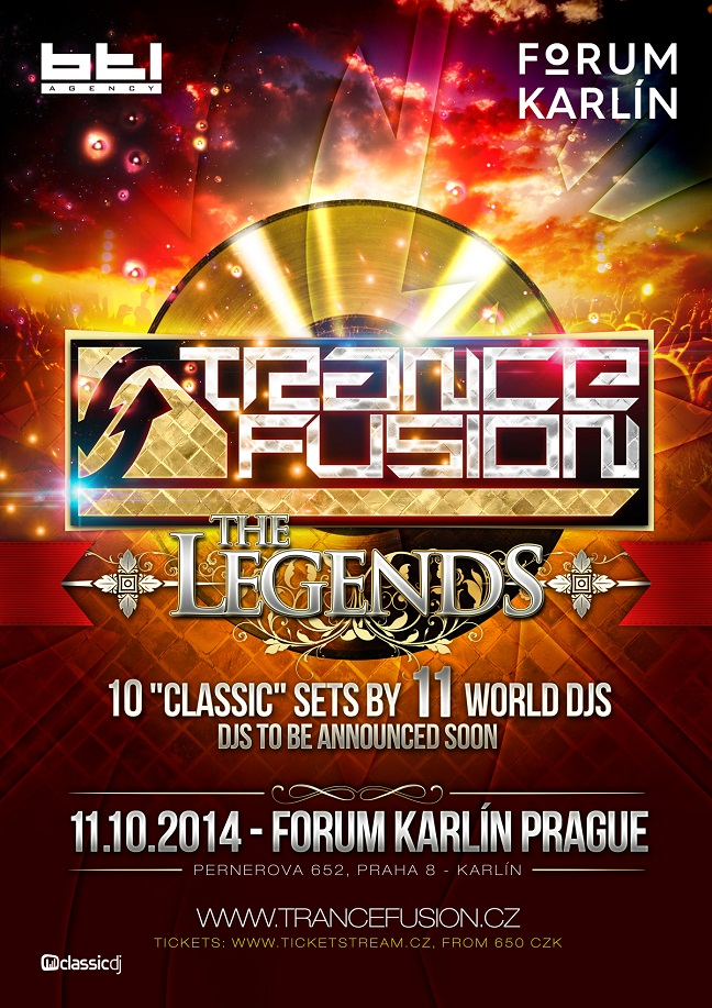 TranceFusion The Legends