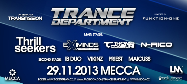 Trance Department