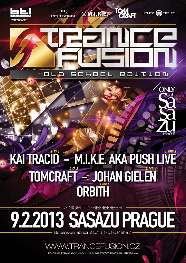 TranceFusion Old School Edition