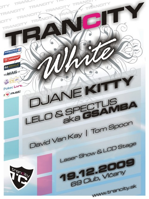 trance city white