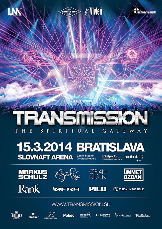 Transmission 2014 Bratislava