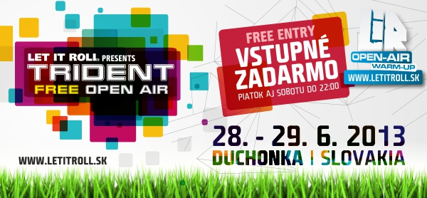 Trident Free Open Air