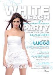 White Sens Beach Lucca