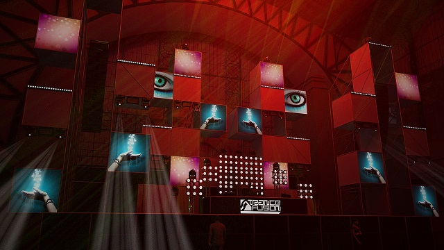 TF 2012 stage